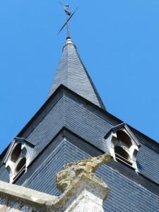 Eglise de Saint Firmin des Près, Chemin de Saint Jacques de Compostelle, Vendôme, Vallée du Loir, Loir et Cher