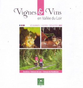 Vignes et vins en Vallée du Loir, Pays de Vendôme, bonnes adresses et bons plan, visites découverte et dégustation, cave, vins AOC Coteaux du Vendômois, Coteaux du Loir et Jasnière