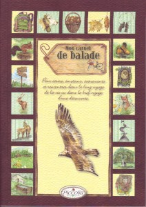 couverture carnet balade