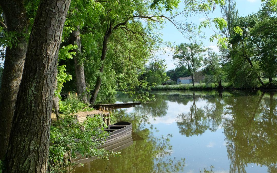 Prêts pour 1 randonnée sur les pas de Rochambeau, en bord de Loir ?