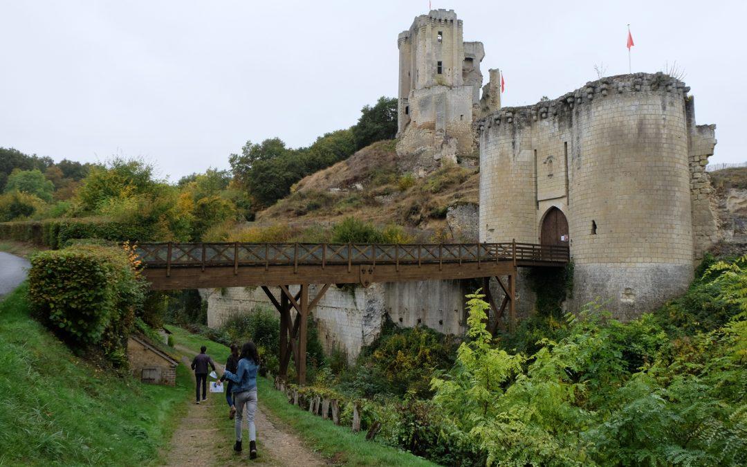 1 sortie en famille pour (re)découvrir Lavardin, l'un des Plus Beaux villages de France