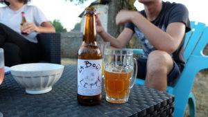 La Bout'Lette bière artisanale de Boursay