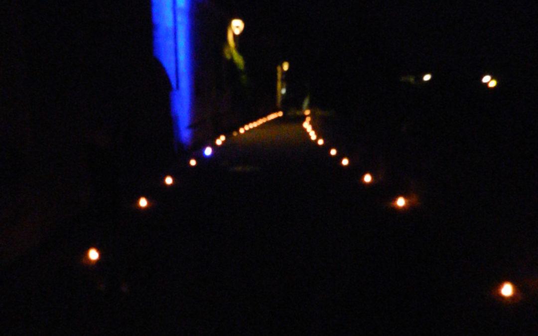 Trôo by night ! La Nuit des lumières
