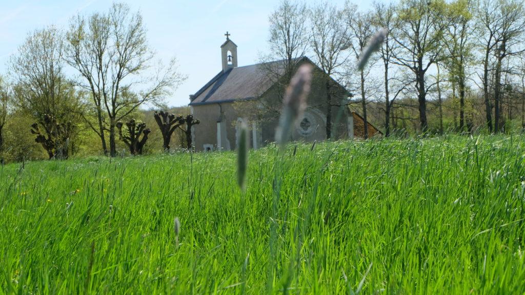 Chapelle Saint-Vrain- Ecobalade Saint-Firmin-des-Prés