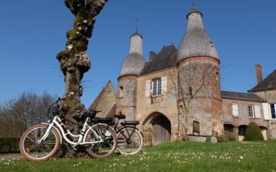 Une belle balade à vélo entre terroir et histoire