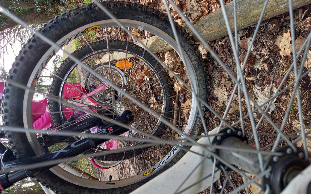 Randonnée à vélo à Montoire-sur-le Loir